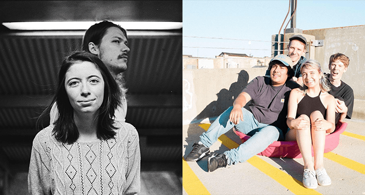 Boy Girl At The Beach Black And White Png - Ratboys and Beach Bunny Announce Tour with PUP | Midwest Action