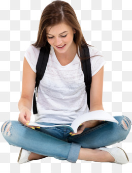 Girl Reading A Book Png - Reading Book PNG - Girl Reading Book, Person Reading Book, Reading ...