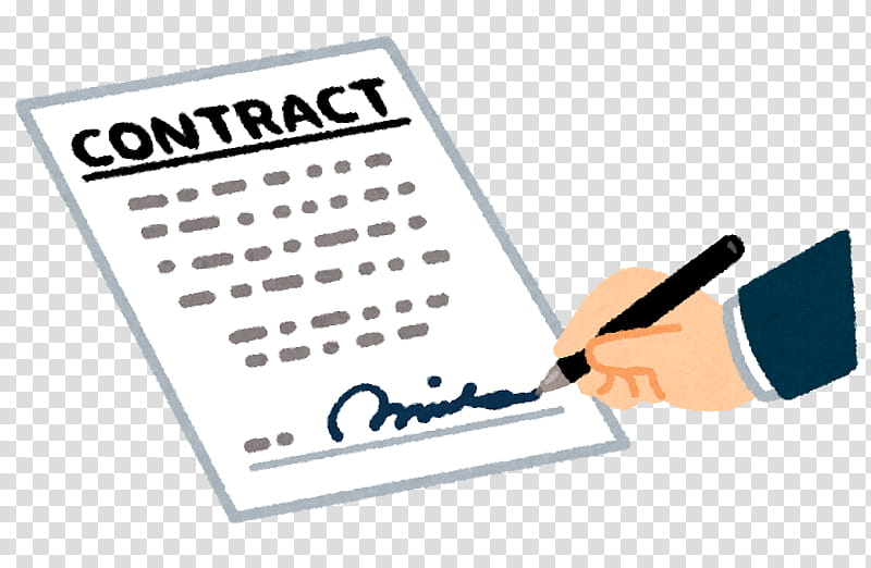 Contract Of Sale Png - Real Estate, Contract, Contract Of Sale, Loan Agreement, Renting ...