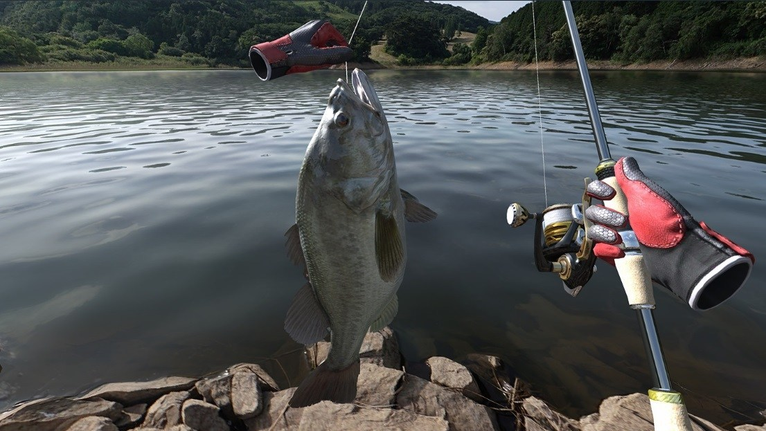 Fishing - Real VR Fishing Brings Stunning Environments To Quest Next Month