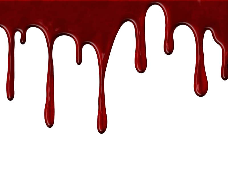 Paint Dripping Png - Realistic Dripping Blood PNG With Transparent Background (Paint ...