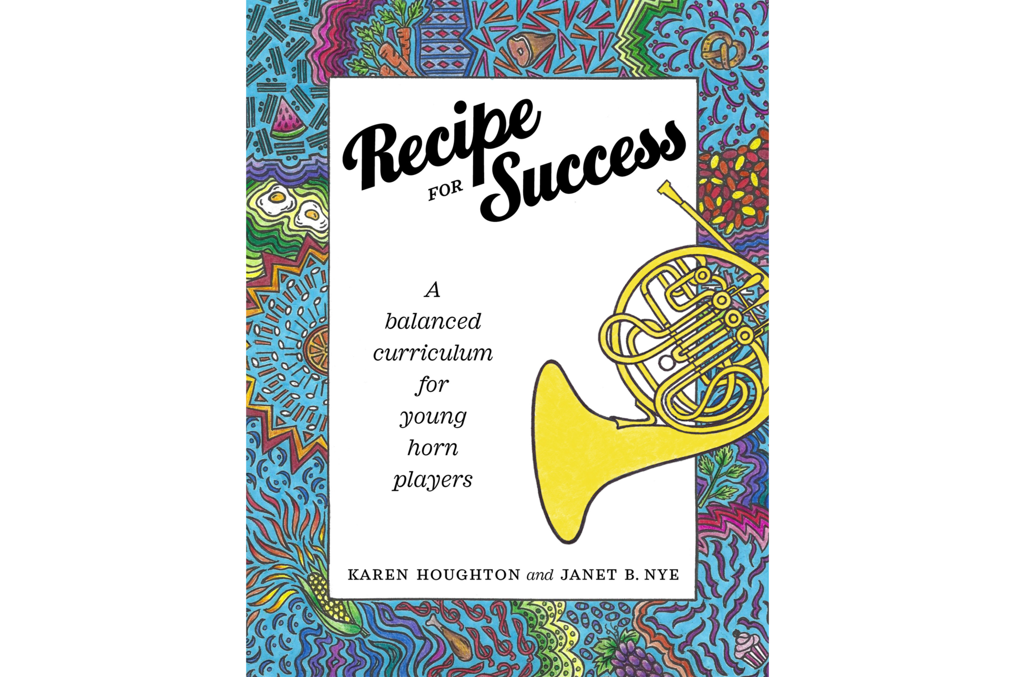 Recipe For Success Png - Recipe for Success: A balanced curriculum for young horn players ...