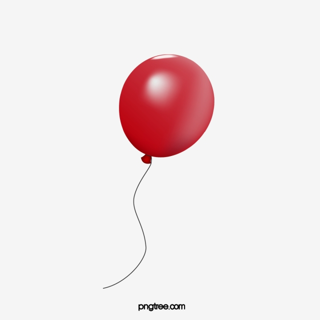 Balloon.png - Red Balloon PNG Images | Vector and PSD Files | Free Download on ...