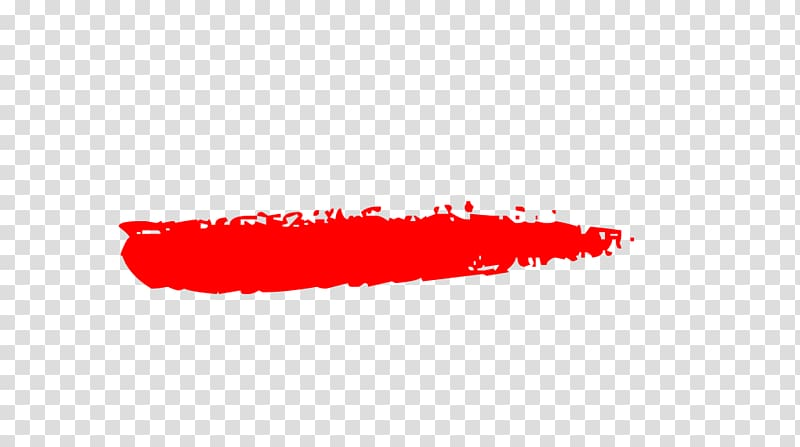 Brush Line Png - Red brush stroe, Brush Painting, RED LINES transparent background ...