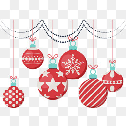Png Christmas Ornament.Red Christmas Ornaments Png 91 Images 520775 Png Images