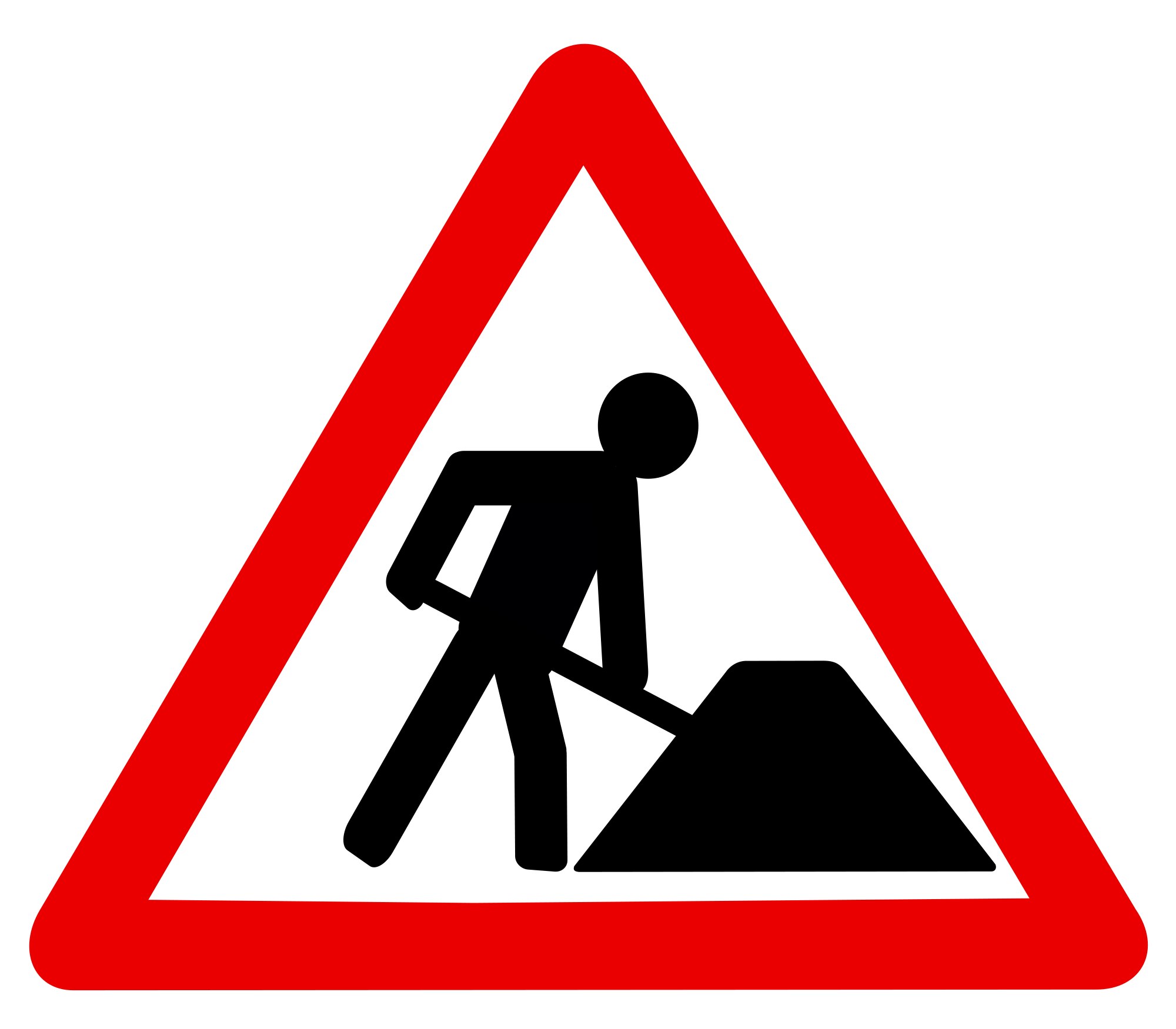 Construction Png - Red construction.png
