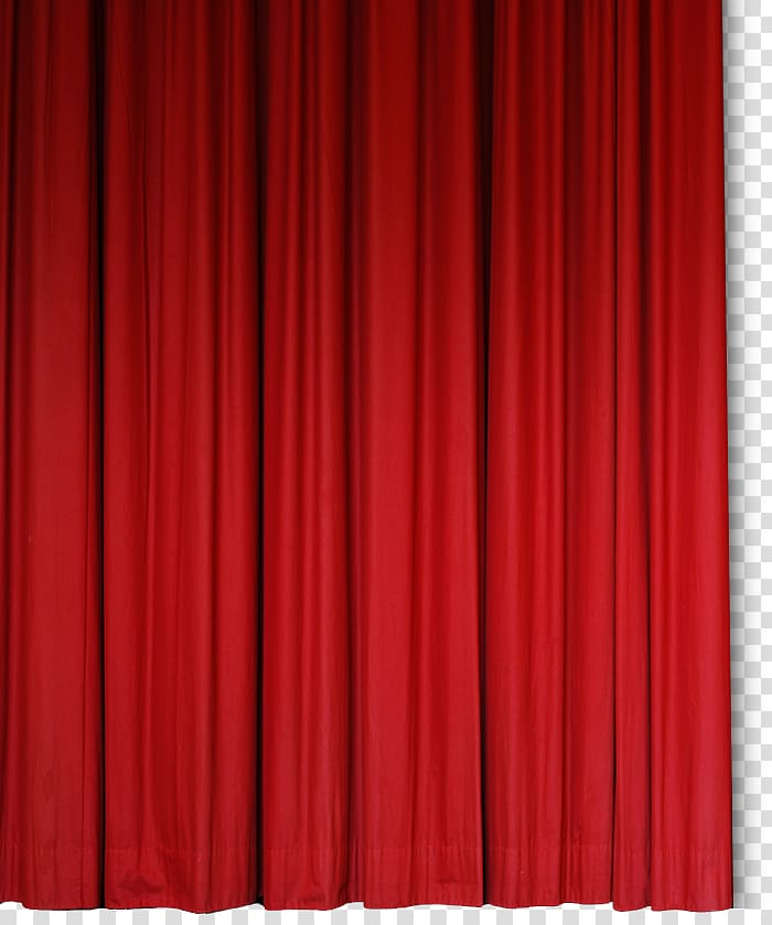 Curtain Red Png - Red curtain, Window blind Curtain Light, Curtains transparent ...
