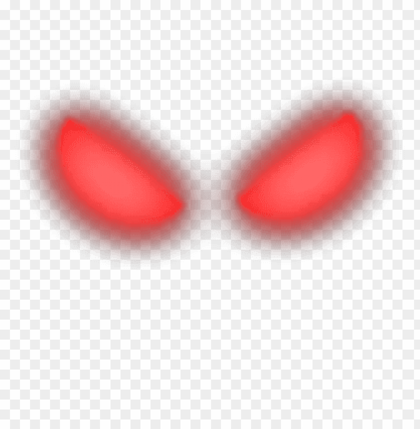 Glowing Eyes Png - red glowing eyes PNG image with transparent background | TOPpng