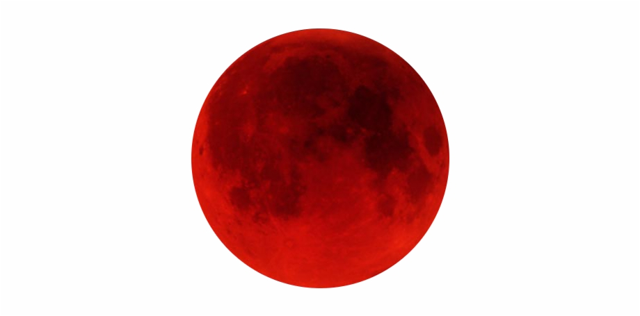 Red Moon Png - Red Moon Png - Sphere Free PNG Images & Clipart Download #1070427 ...