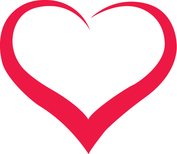 Red Heart Outline Png & Free Red Heart Outline.png ...