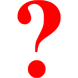 Red Question Mark Free Red Question Mark Png Transparent Images Pngio