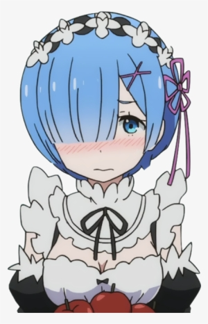 Re Zero Rem Transparent - Rem Re Zero PNG, Transparent Rem Re Zero PNG Image Free Download ...