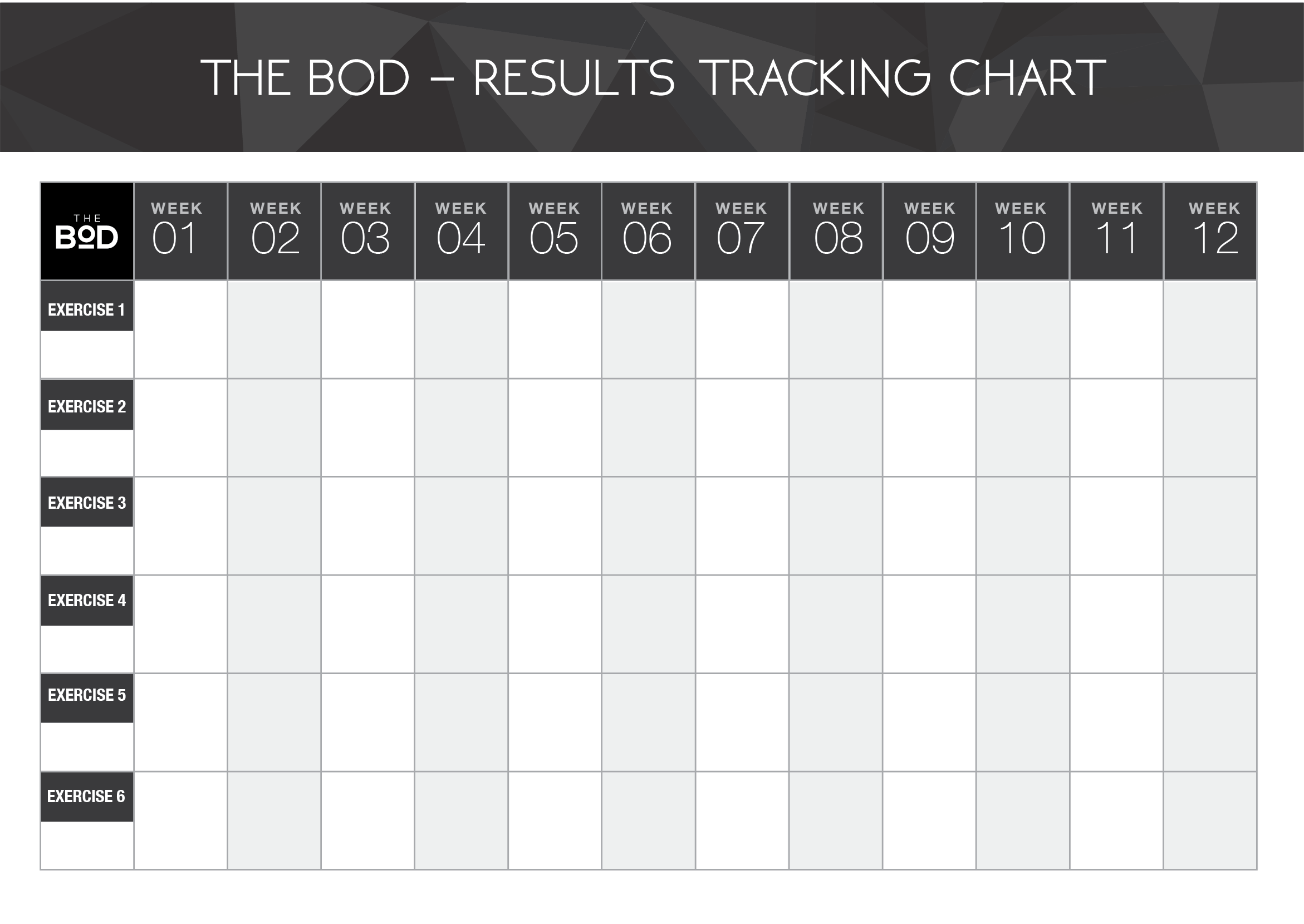 Record Chart Png - RESULTS RECORD CHART – The Bod