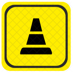 Road Pointer Attention Detour Obstac Png Images Pngio