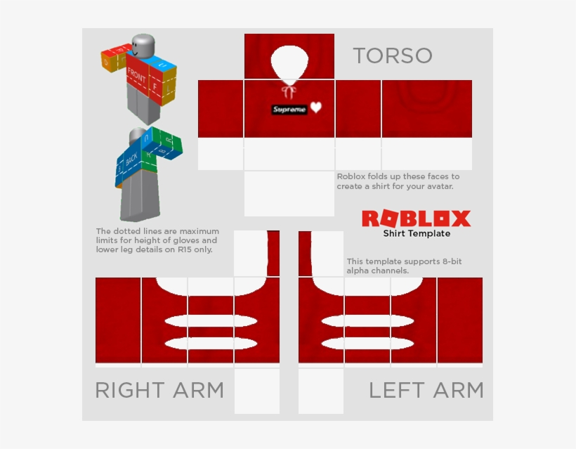 Roblox Shirt Template Png Free Roblox Shirt Template Png