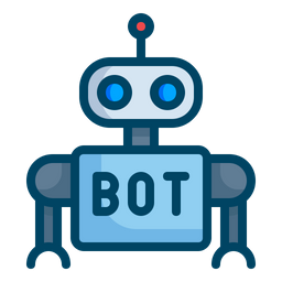 Robot Icon Of Flat Style Available In Png Images Pngio
