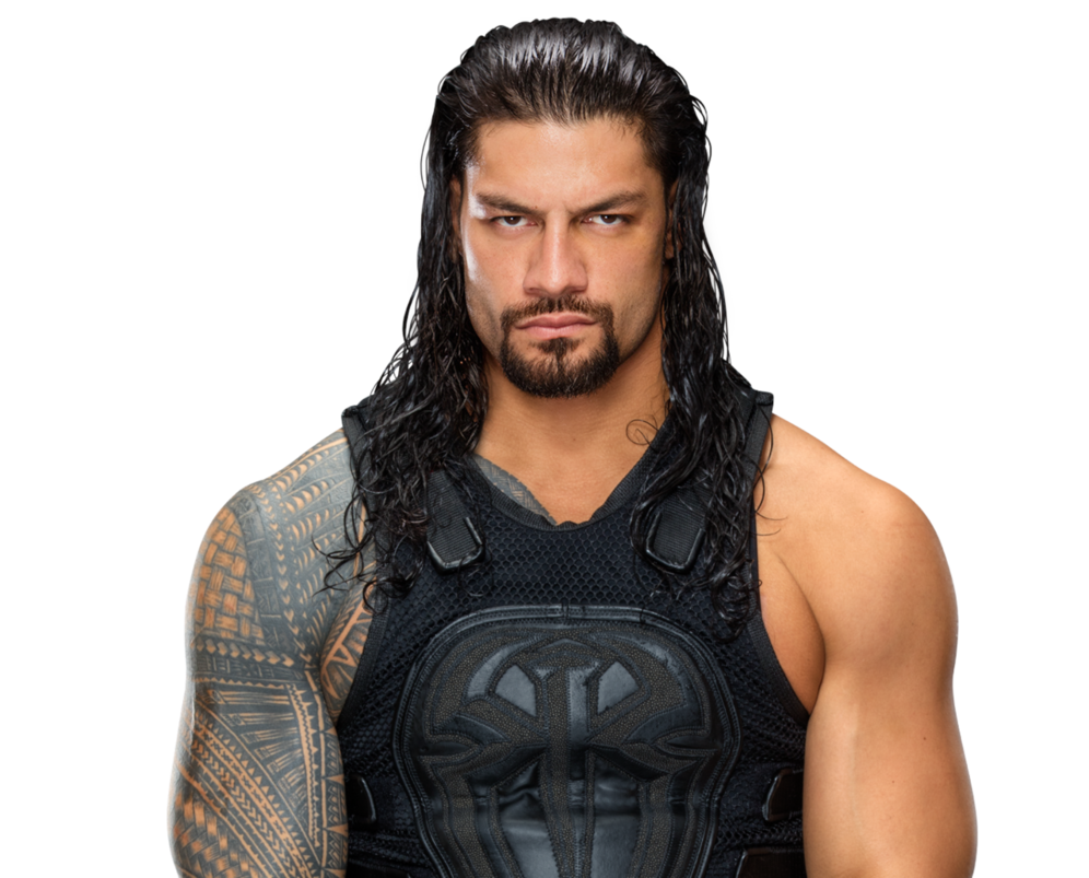 Roman Reigns Png - Roman Reigns PNG by UndisputedFuture1 ...
