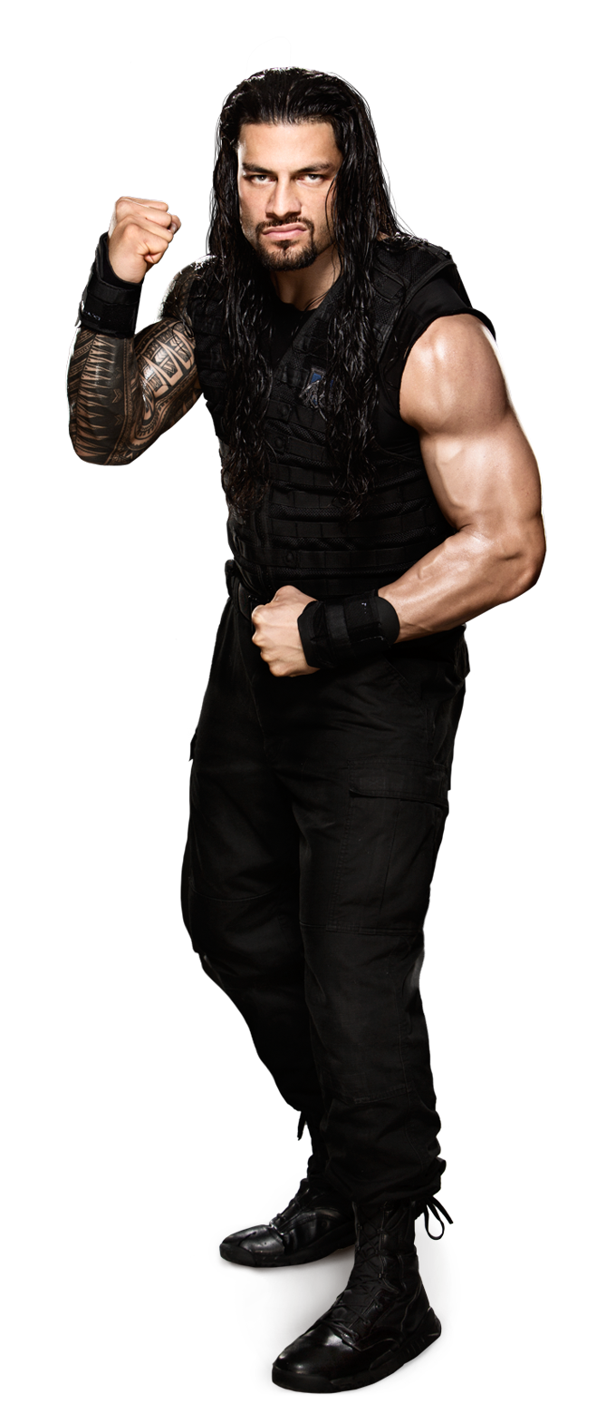 Roman Reigns Png - Roman Reigns Style PNG