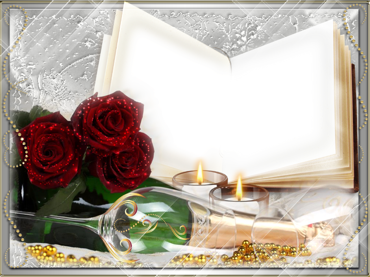 Romantic Backgrounds Png - Romantic love frame background png #27884 - Free Icons and PNG ...