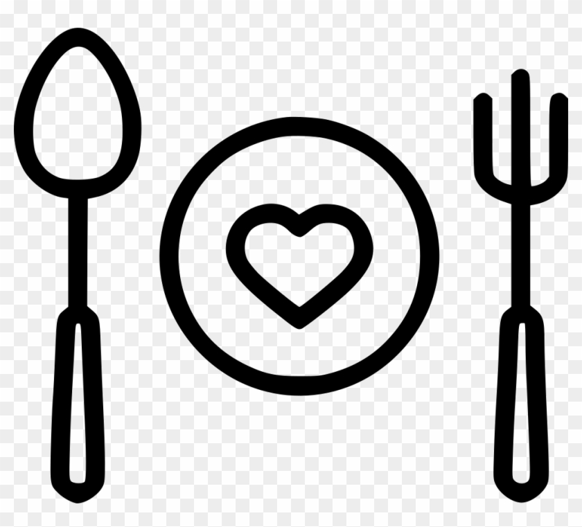 Dinner Date Png - Romantic Valentine Day Date Dinner Snacks Comments - Snacks Icon ...