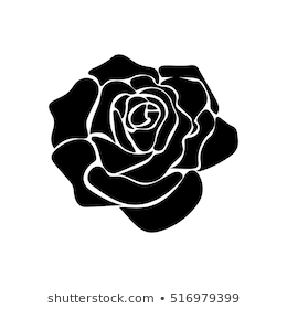 Rose Silhouette Png - Rose Silhouette Png (92+ images in Collection) Page 3
