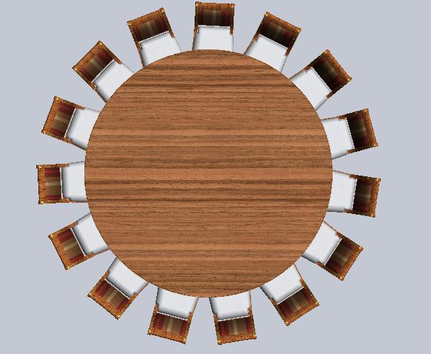 Top View Of Round Table Png Free Top View Of Round Table Png Transparent Images 20366 Pngio