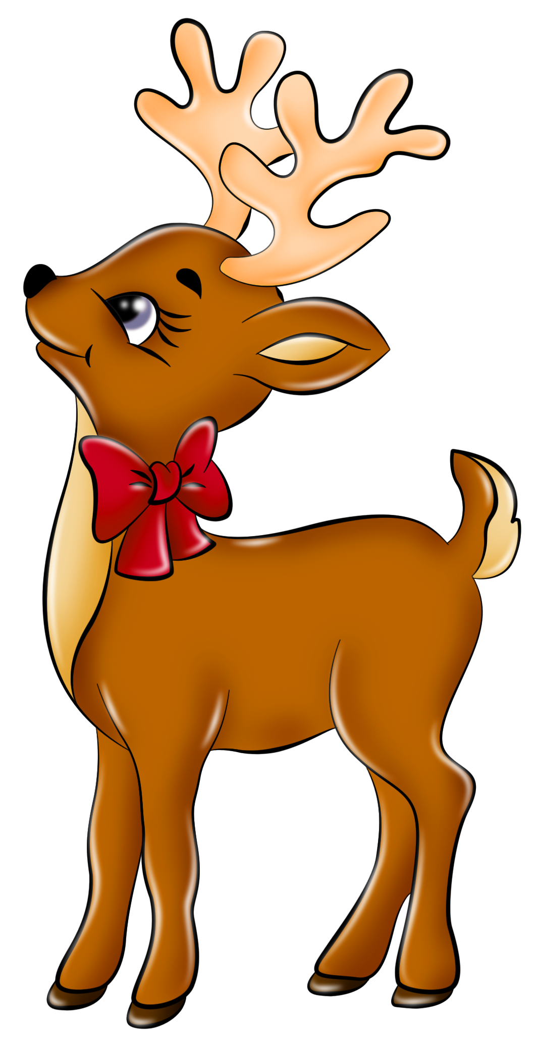 Flashing Reindeer Png - Rudolph Clipart Free | Free download best Rudolph Clipart Free on ...