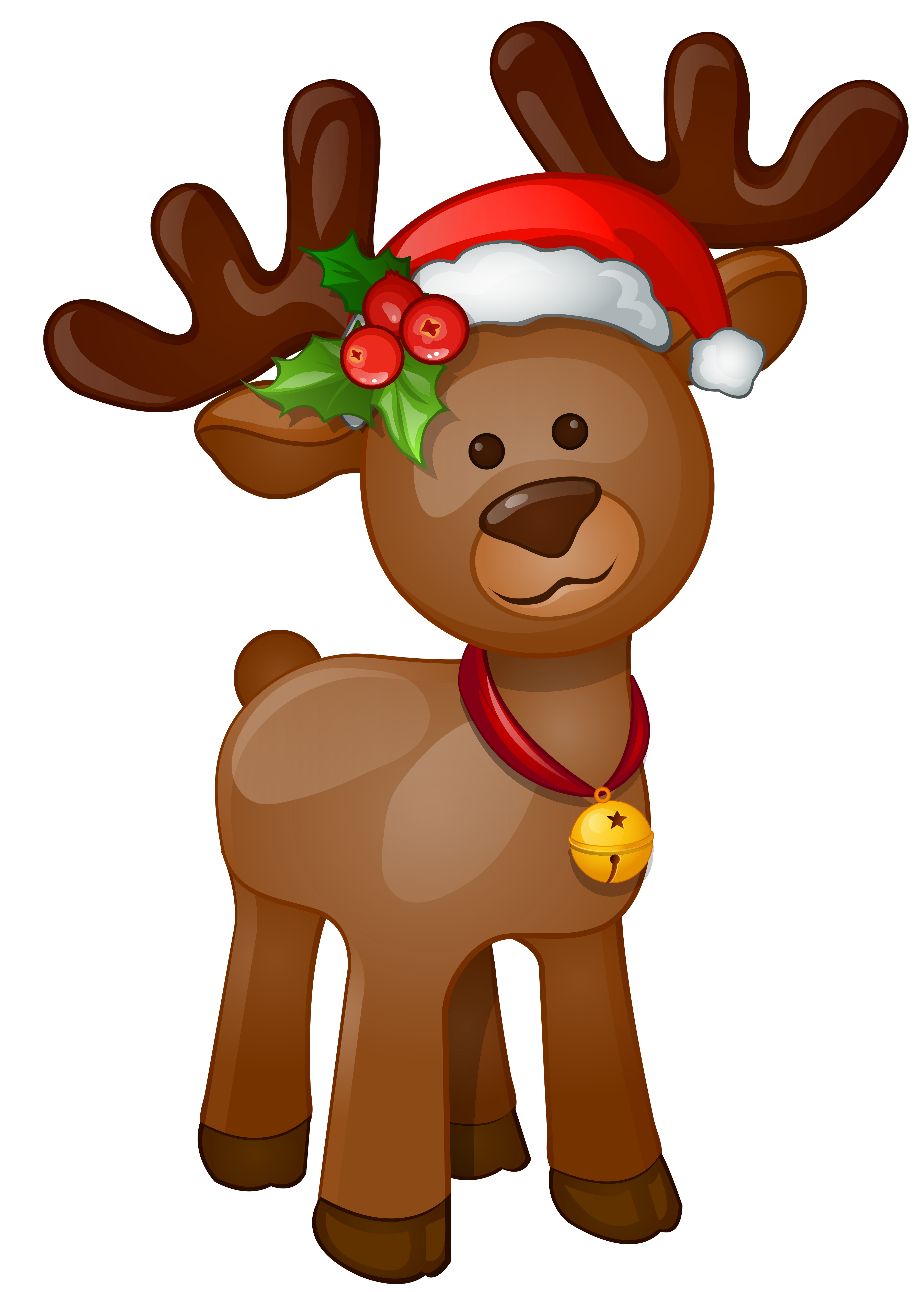 Christmas Rudolph Png - Rudolph PNG Clip Art Image | Gallery Yopriceville - High-Quality ...