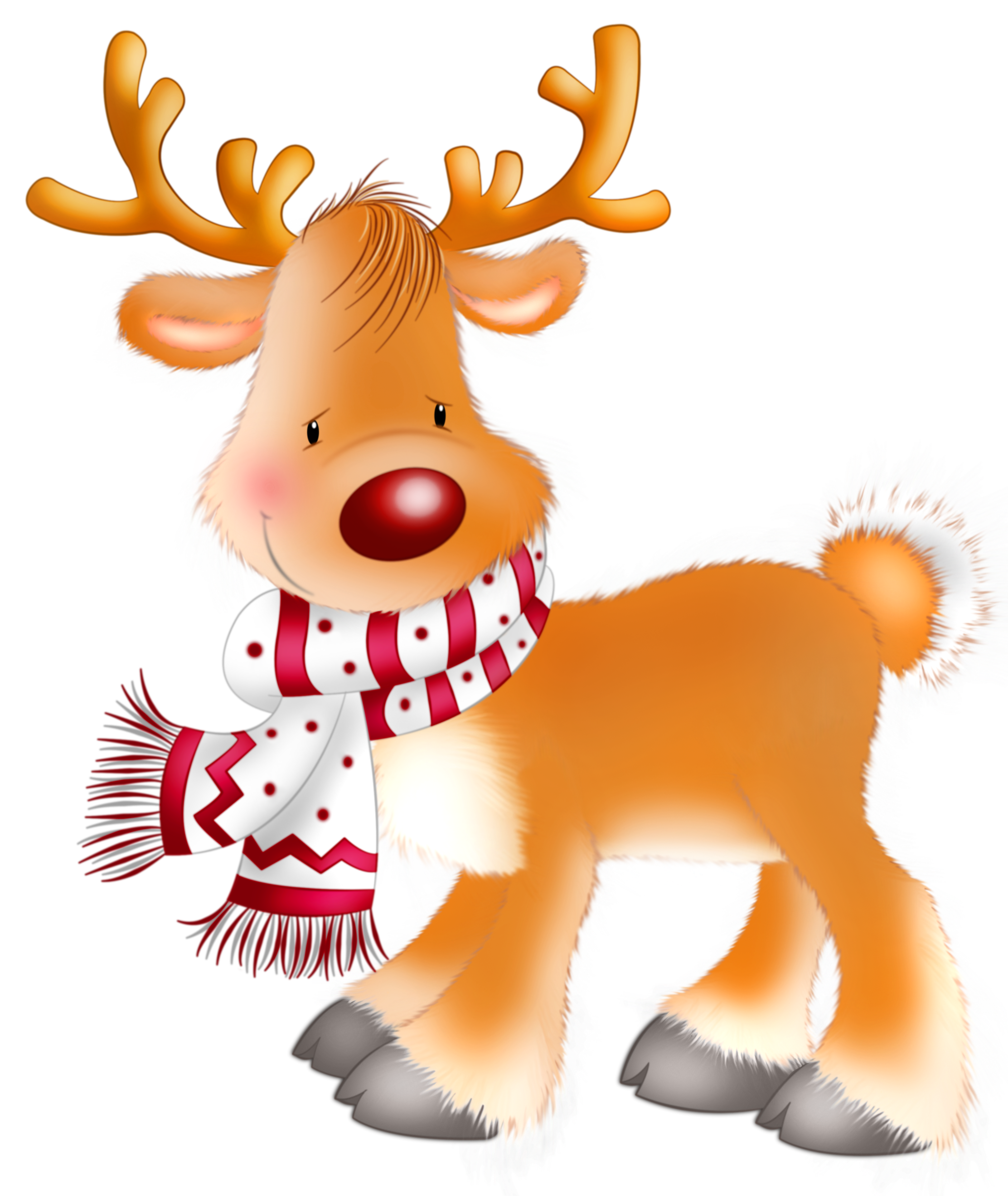 Christmas Rudolph Png - Rudolph png Clipart Picture | Gallery Yopriceville - High-Quality ...