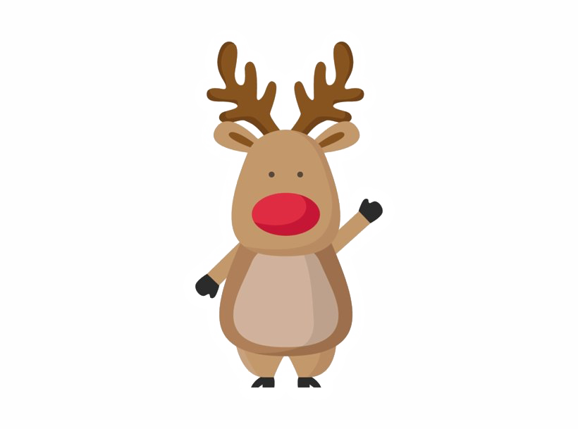 Christmas Rudolph Png - Rudolph PNG Transparent | PNG Mart