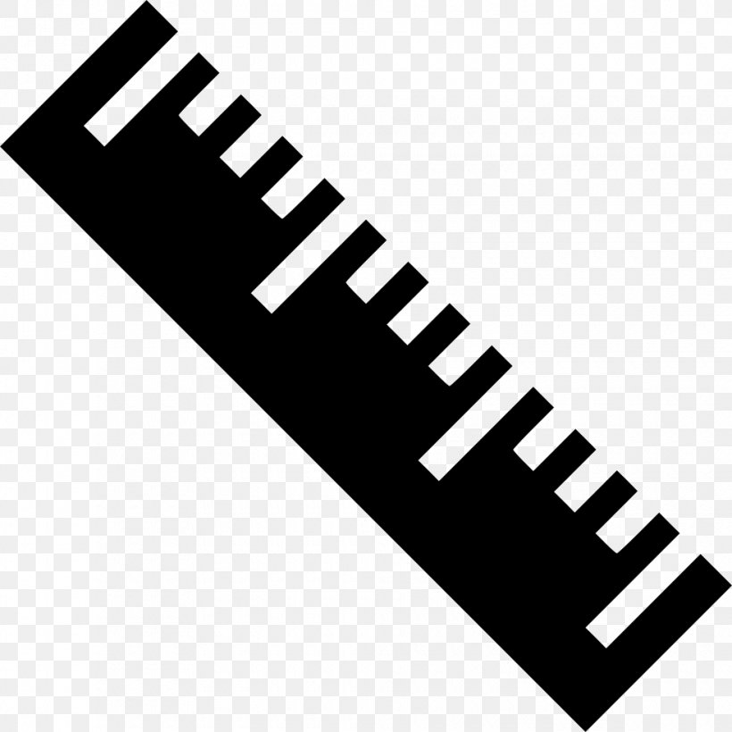 Ruler Black And White Png - Ruler, PNG, 980x980px, Ruler, Black And White, Brand, Drawing ...
