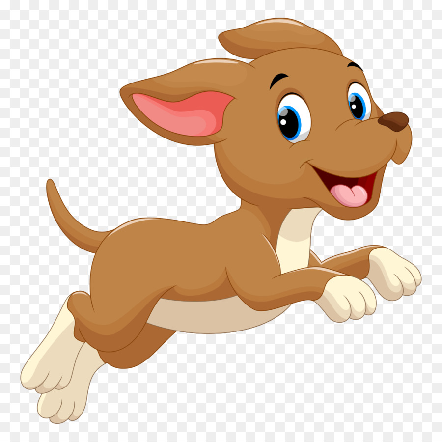 Cartoon Dog Png - Running puppy png download - 1000*1000 - Free Transparent Dog png ...