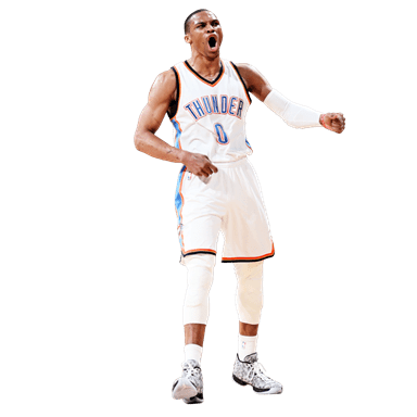 Russell Westbrook Png Hd - Russell Westbrook Angry transparent PNG - StickPNG