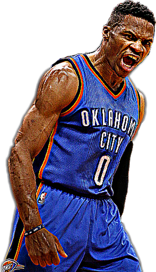 Russell Westbrook Png Hd - Russell Westbrook Png (95+ Images In Col #505216 - PNG Images - PNGio