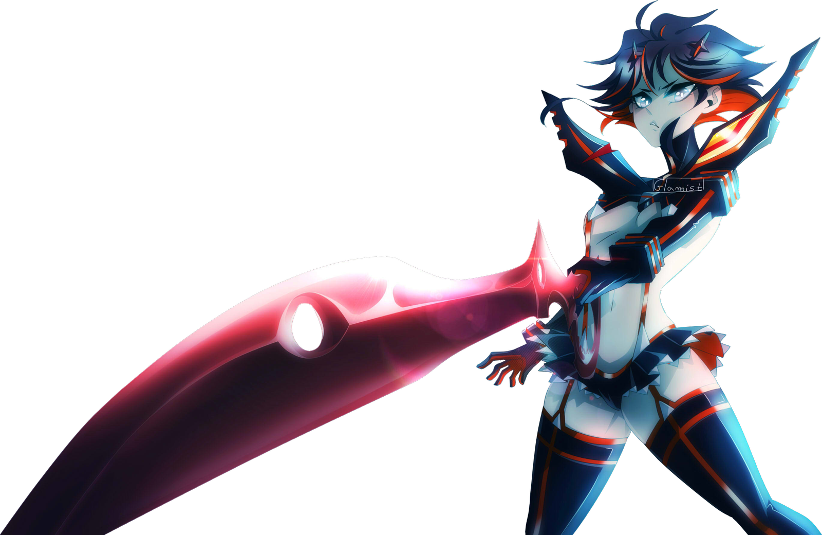 Download Free Png Ryuko Matoi Transparent By Glamist On