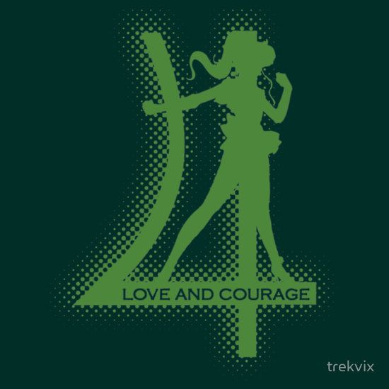 Sailor Jupiter Symbol - Sailor Jupiter symbol-LOVE AND COURAGE | Sailor Moon | Sailor moon ...