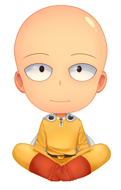 Anime One Punch Man Png Free Anime One Punch Man Png Transparent