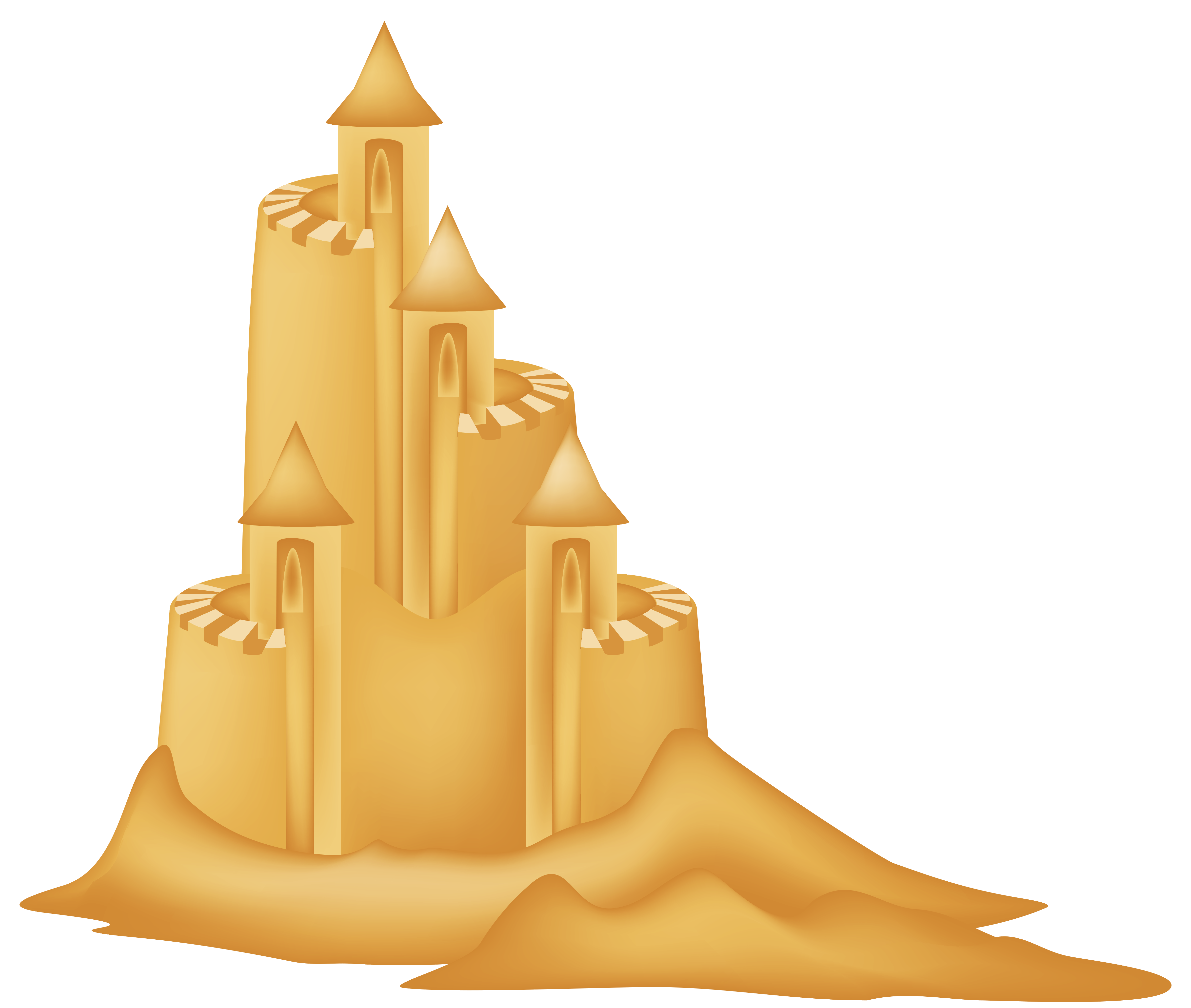 Sand Castle Png - Sand Castle PNG Clipart Picture | Gallery Yopriceville - High ...