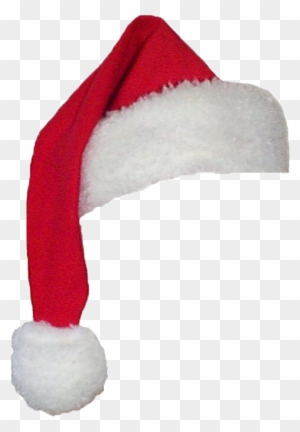 Santa hat small. Clipart hut christmas cl