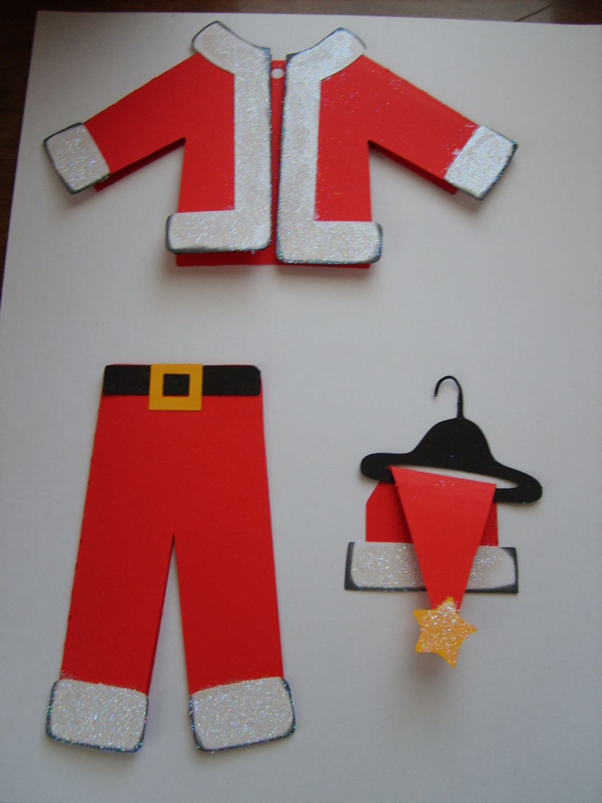 Santa Outfit Png Template & Free Santa Outfit Template.png ...