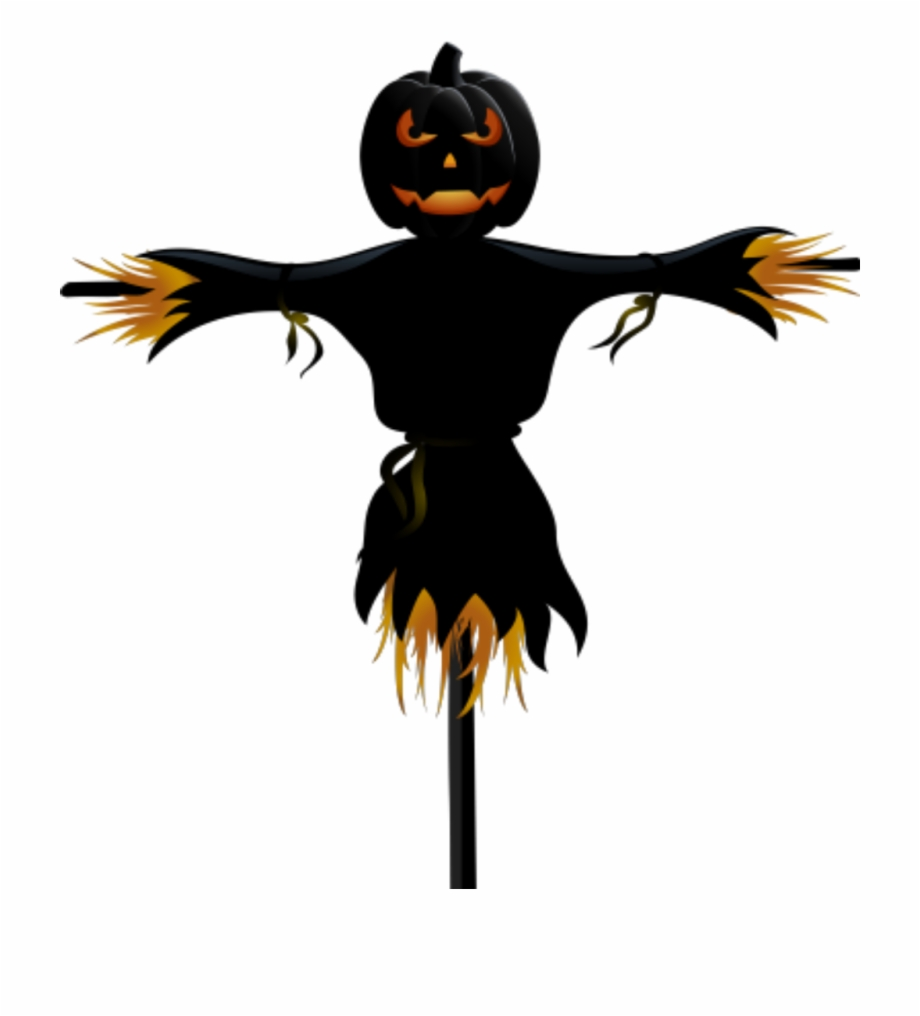 Scarecrows And Pumpkins Png - scarecrow #scary #halloween #pumpkin - Halloween Scarecrow Png ...