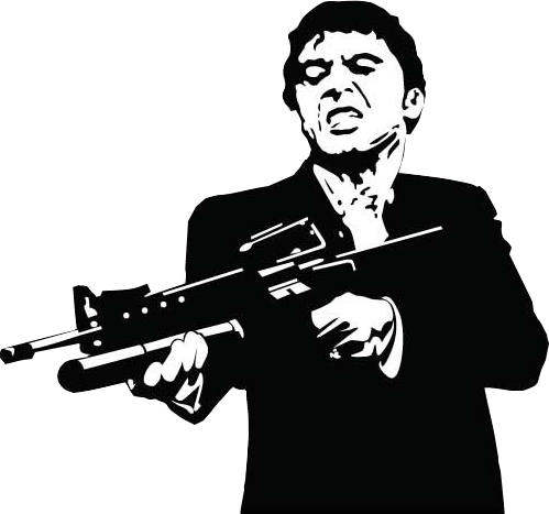 Scarface Png - Scarface Png (100+ images in Collection) Page 2
