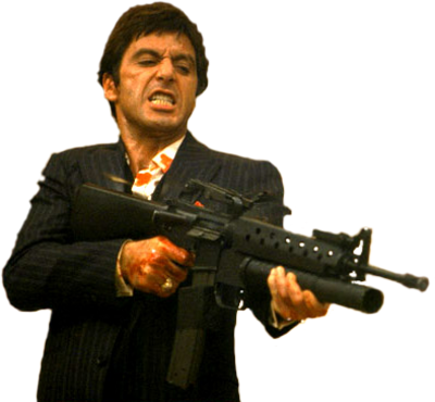 Scarface Png - Scarface Png (100+ images in Collection) Page 3
