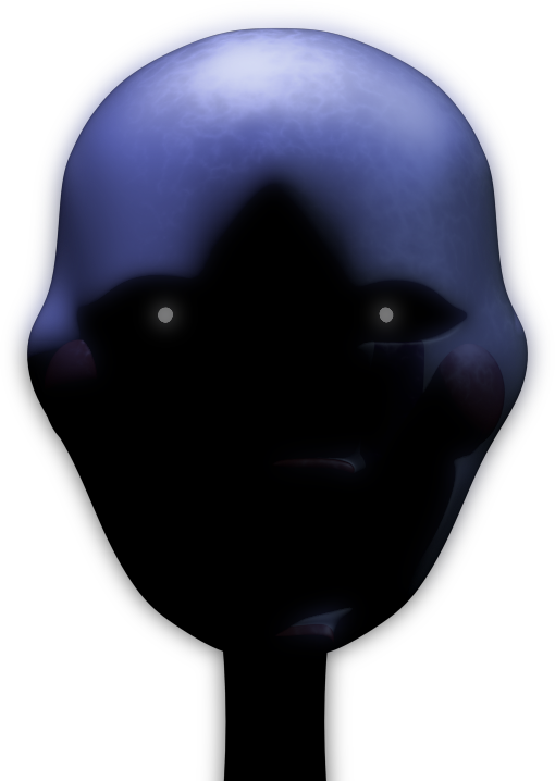 Scary Fnaf Png - Scary Marionette - five nights at freddy's foto (38383607) - fanpop