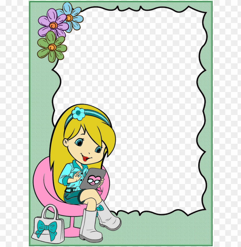 School Borders And Frames Png & Free School Borders And ...