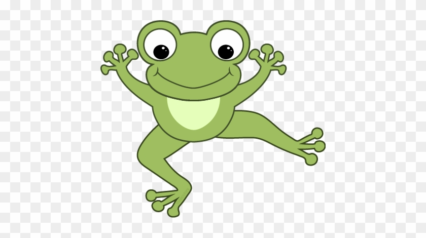 Dj Inkers Frog Png - School Frog Clipart - Frog Png Clipart #282605