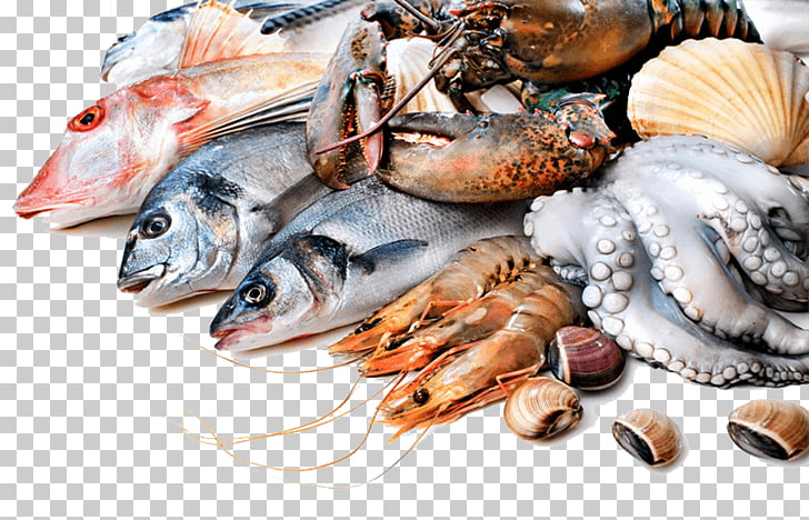 Fish And Seafood Png - Seafood Fish market Top Choice Fish Lobster, fish, assorted ...