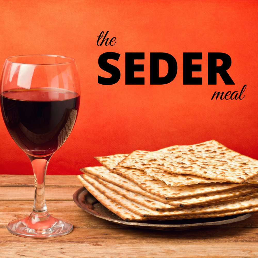 Passover Feast Png - Seder - April 18, 2020 — Around The Corner Ministries