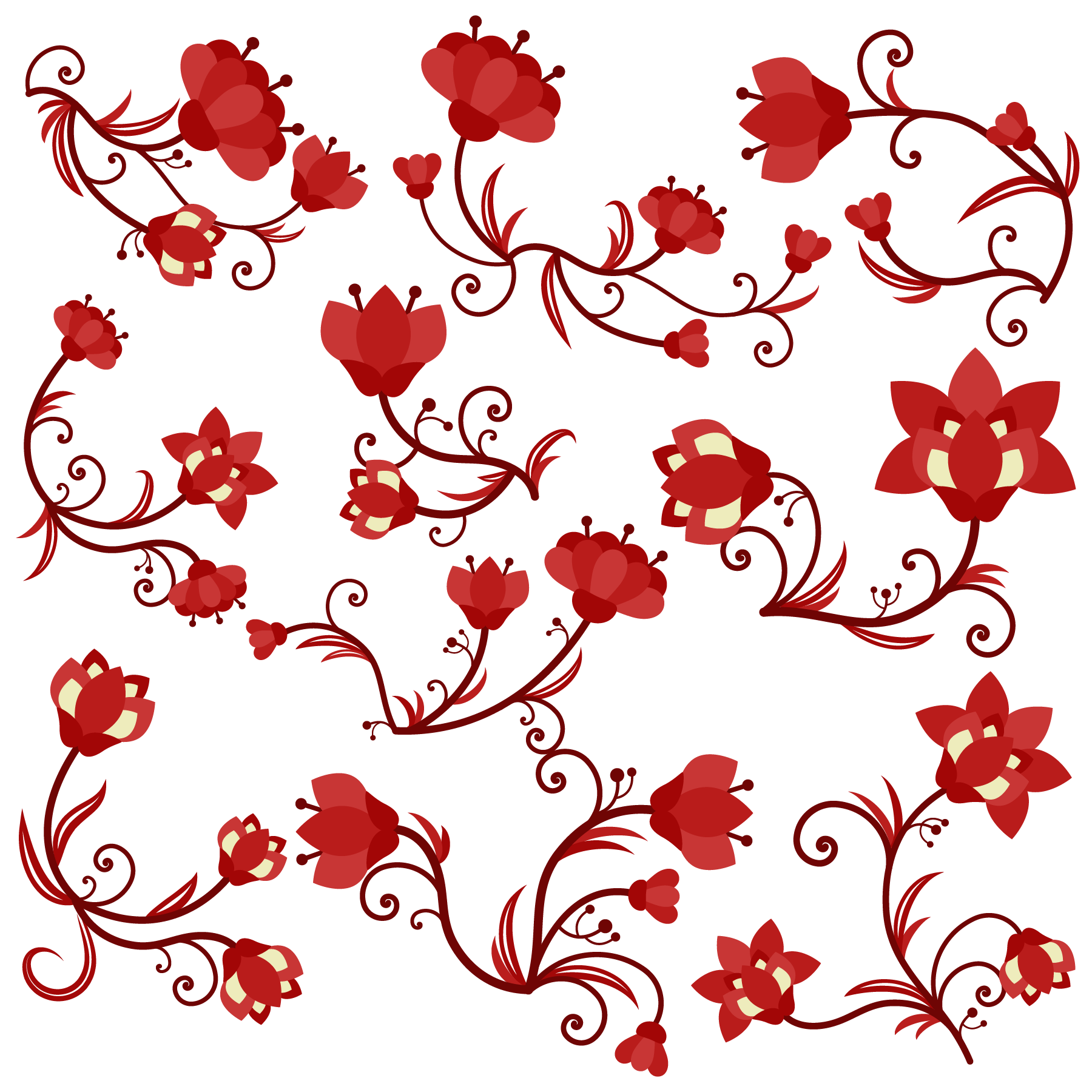 Embroidery Png - Semi Exclusive Art for Embroidery Digitizing Crafting and More