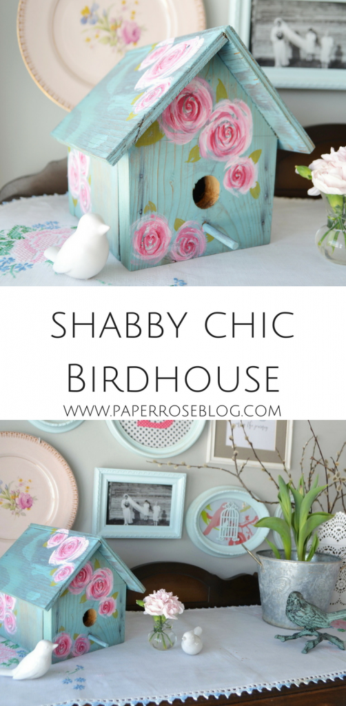 Shabby Chic Birdhouse Png - Shabby Chic Birdhouse | Diy projects to make, sell, Diy projects ...